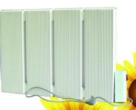 充液式电采暖散热器