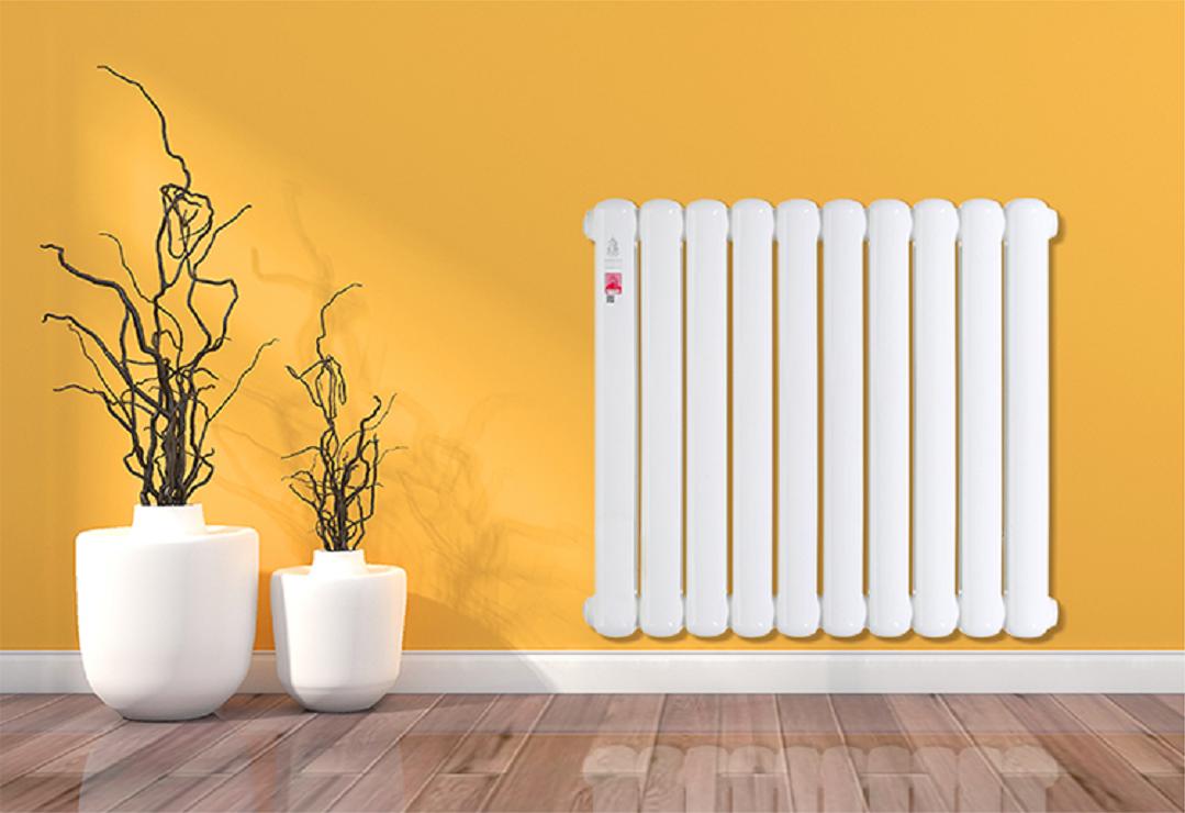 散热器熏墙