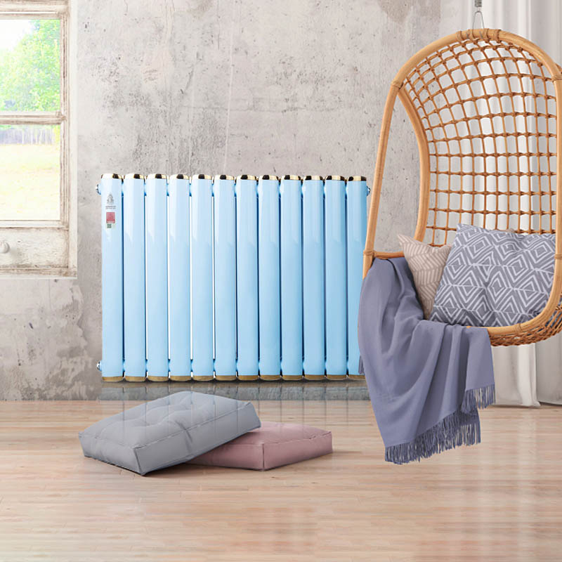 散热器安装